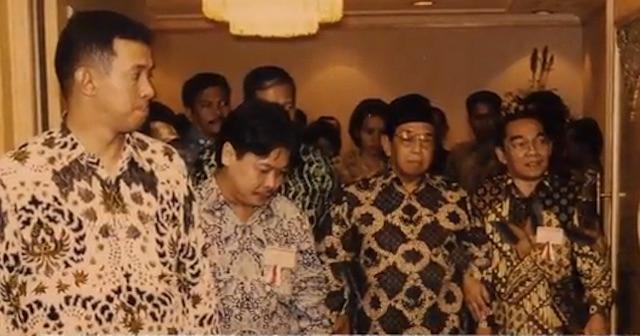 Djohan Effendi dan Pidato Soeharto