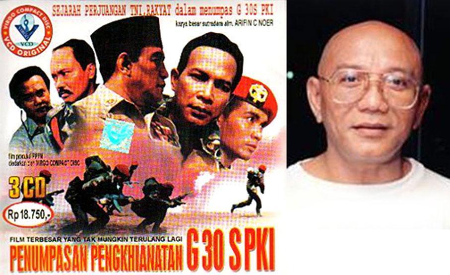 Kekecewaan Sutradara Film Pengkhianatan G30S/PKI