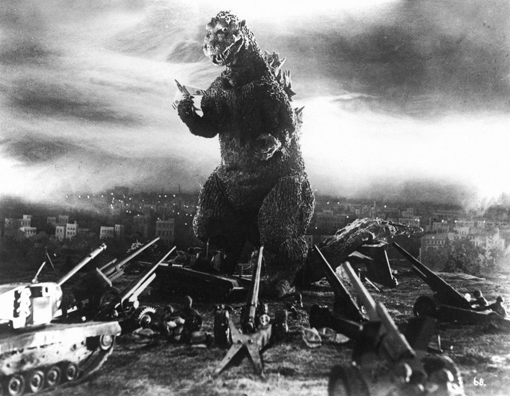 Dari Gojira sampai Godzilla