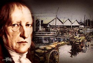 Anak Hegel Perang di Tanah Jawa