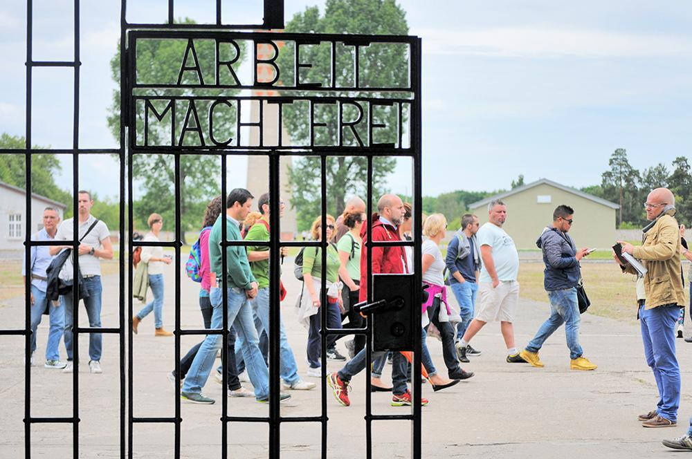 Kabar Pilu dari Kamp Sachsenhausen