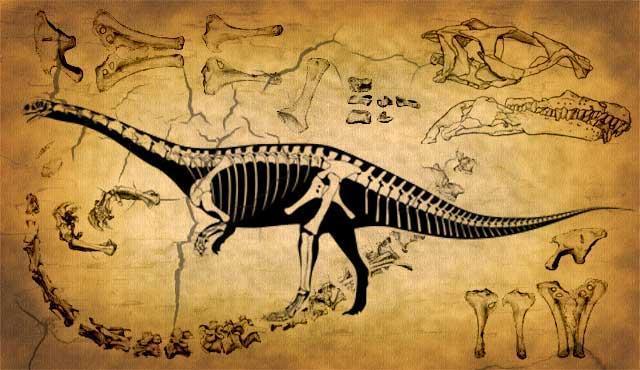 Citra Baru Dinosaurus