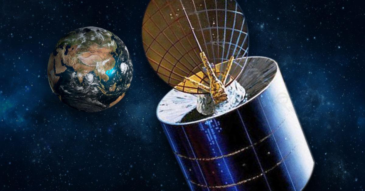 Satelit Palapa Penyatu Nusantara