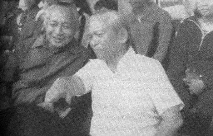 Ketika Soeharto Melihat Atlet Tak Bersepatu