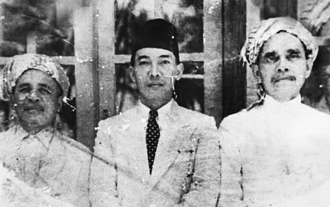 Sila Ketuhanan dari Ulama Padang Japang