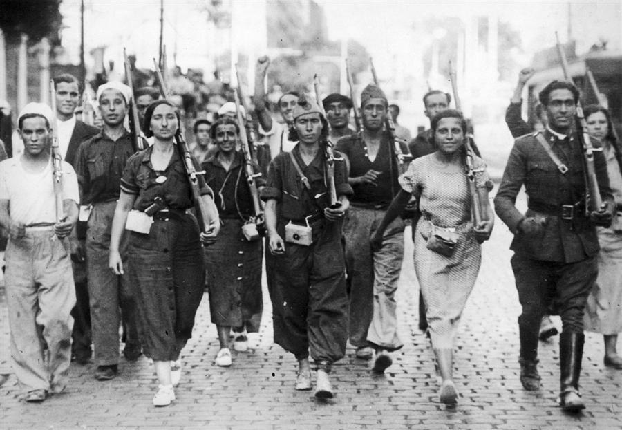 Spanyol 1936