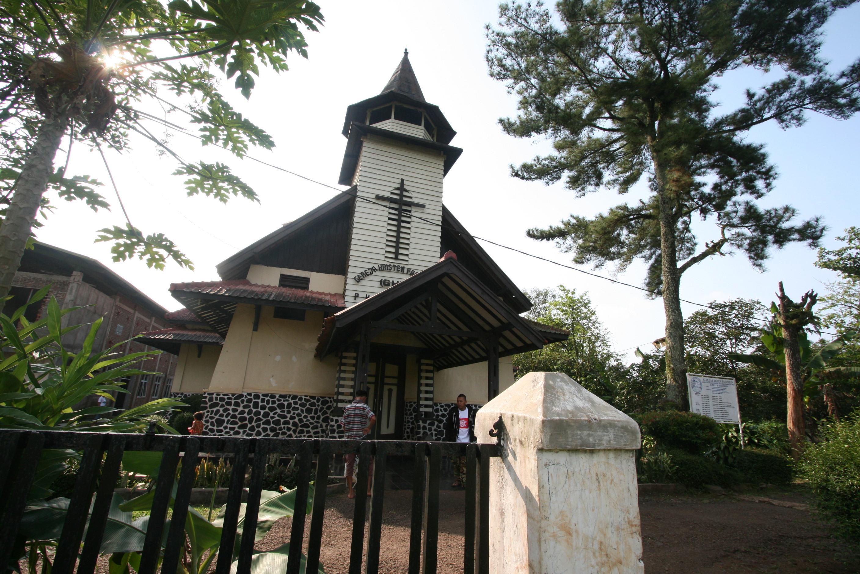 Berabad Riwayat Umat Kristen di Cianjur