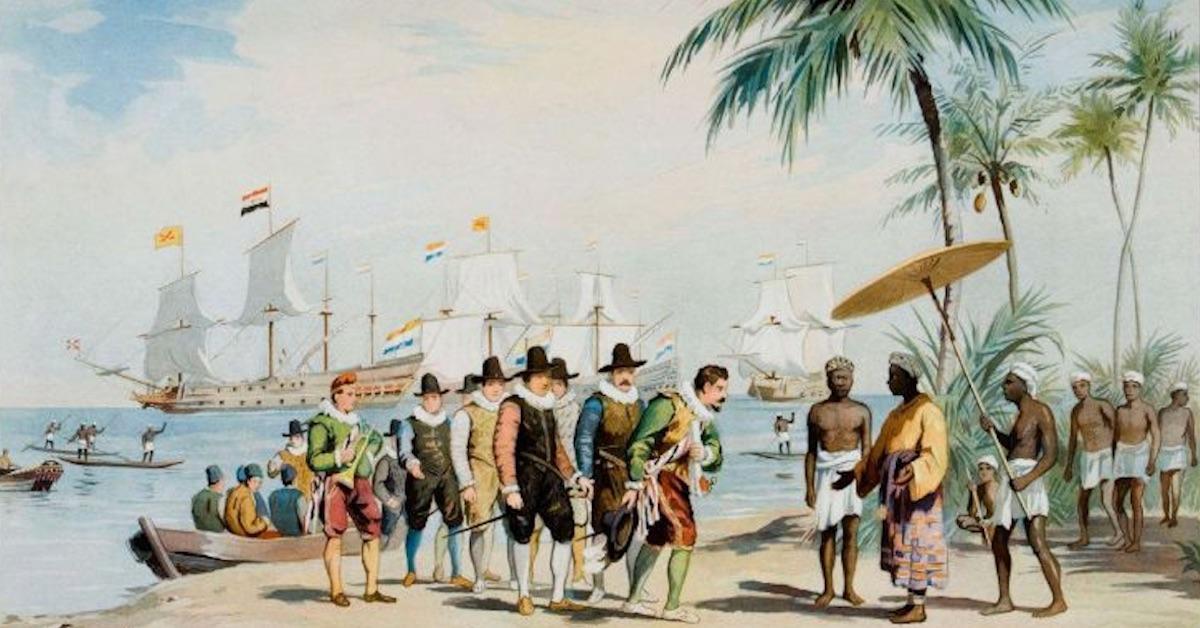 Mitos 350 Tahun Penjajahan