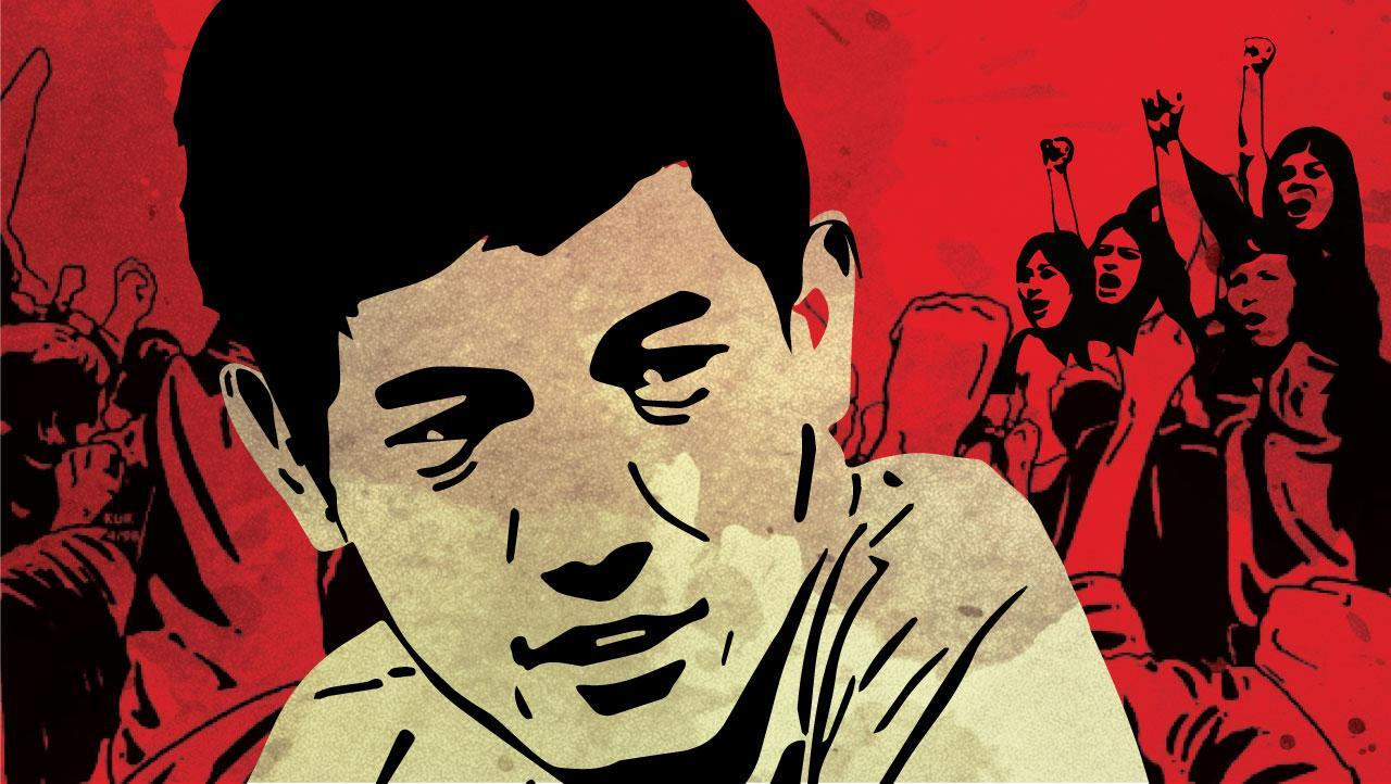 Sang Demonstran dan Politikus Berkartu Mahasiswa