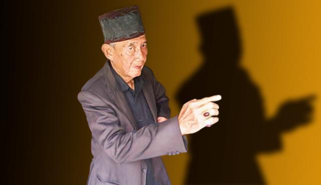 Mat Depok, Sekondan Menteri Keamanan Rakyat