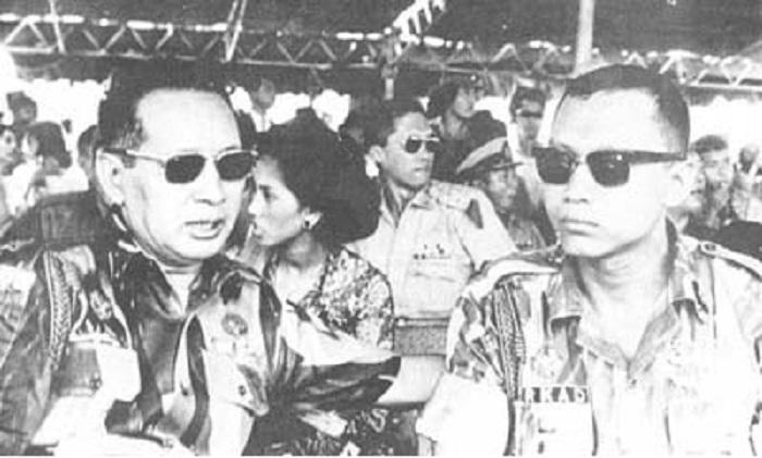 Jejak Karier Sarwo Edhie Sebelum Peristiwa G30S 1965