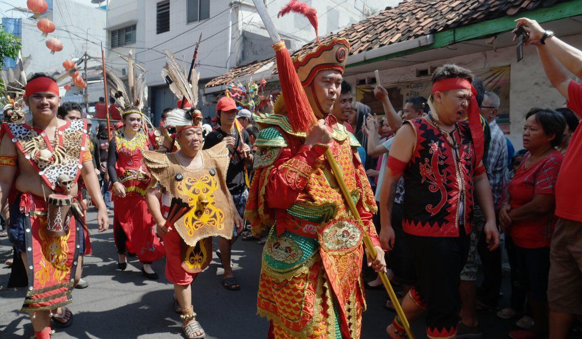 Cap Go Meh Bagian dari Kebudayaan Nusantara