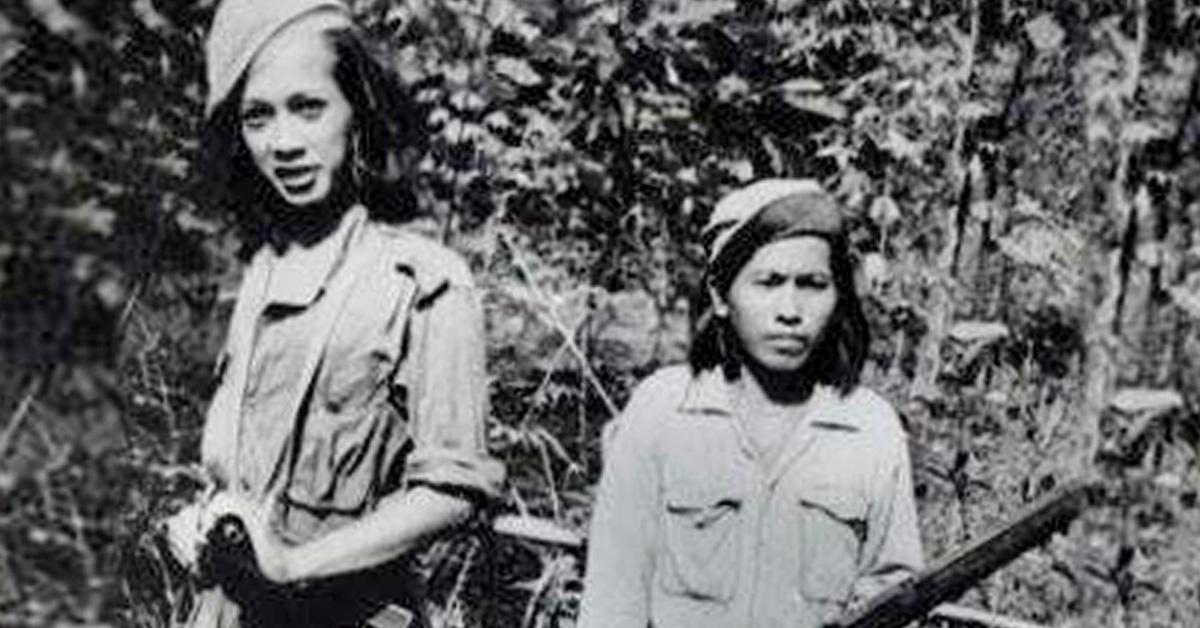 Kisah Pemenggal Prajurit Gurkha