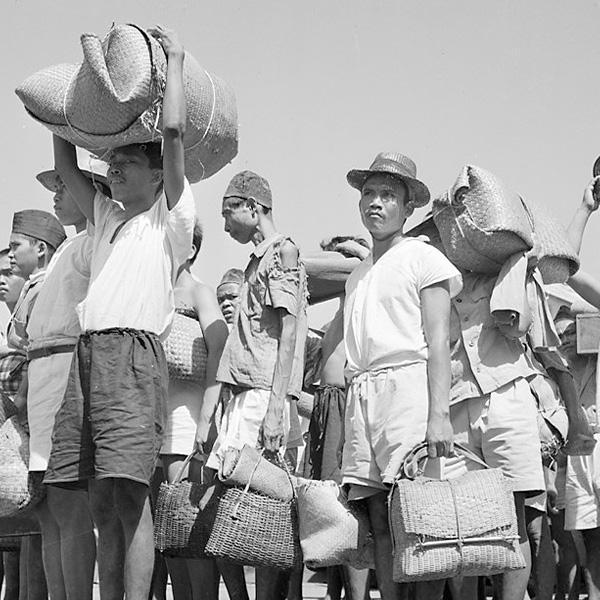 Krisis Barang pada Zaman Jepang - Historia