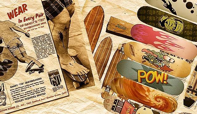 Jatuh Bangun Sejarah Skateboard