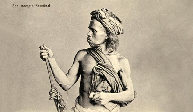 Kanibalisme di Nusantara