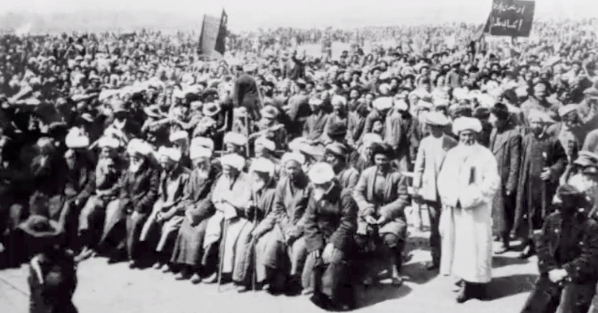 Tatkala Uighur Mendirikan Republik Islam Turkestan Timur