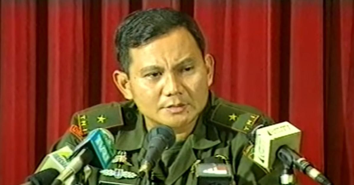 Misi Prabowo dalam Operasi Mapenduma