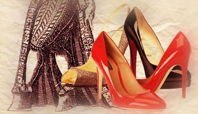 Langkah Stiletto