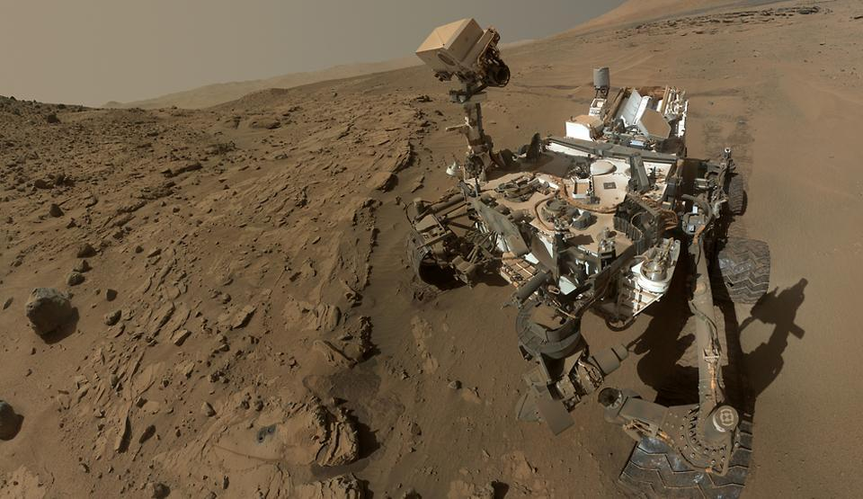 Tiket Satu Arah ke Mars