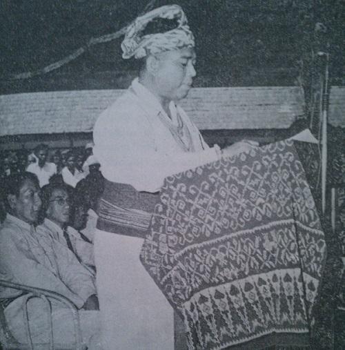 Hendrick Arnold Koroh, Pejuang dari Timor