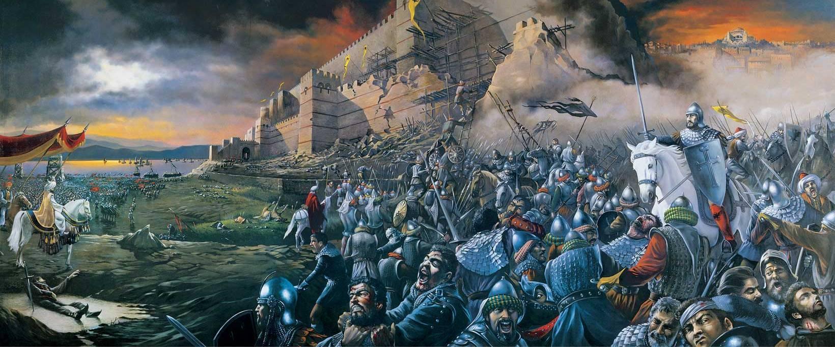 Sepuluh Fakta di Balik Pengepungan Konstantinopel
