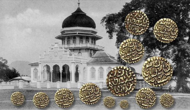 Aceh-Ottoman dalam Koin Emas
