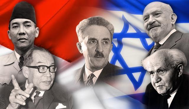 Israel Akui Kedaulatan Indonesia