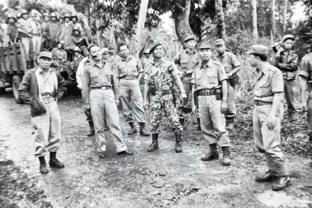 """Kemenangan """"Tentara Sukarno"""" di Hari Lebaran"""