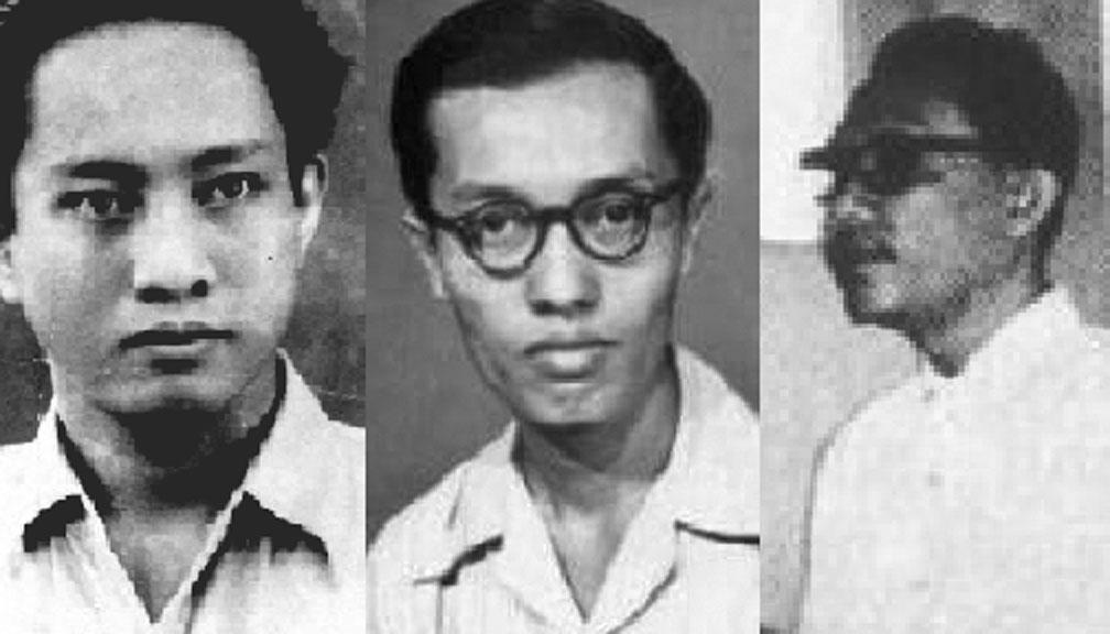 Misteri Tiga Orang Kiri