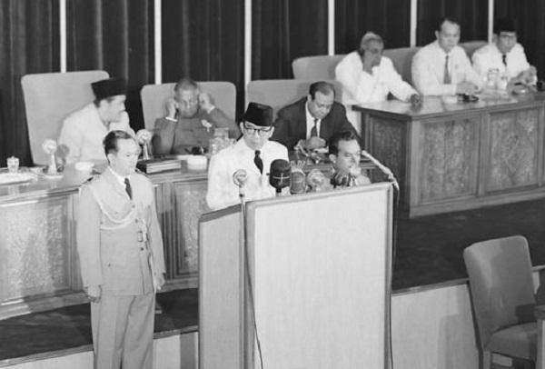 Revolusi Amerika dalam Pidato Sukarno di KAA