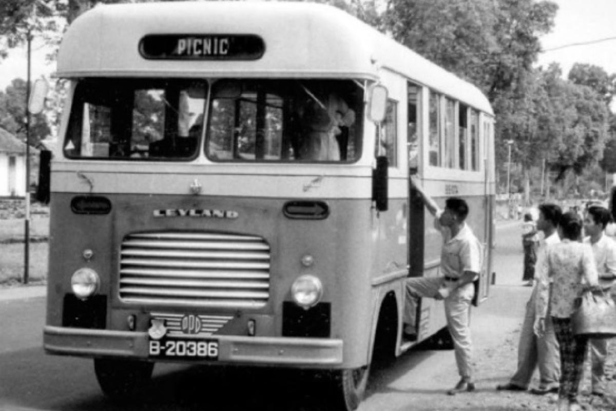 Bus Pasar, Bus Kaum Pedagang