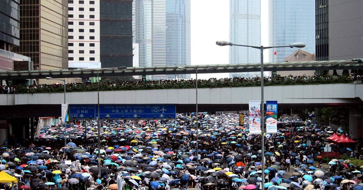 Ekstradisi dari Hong Kong?