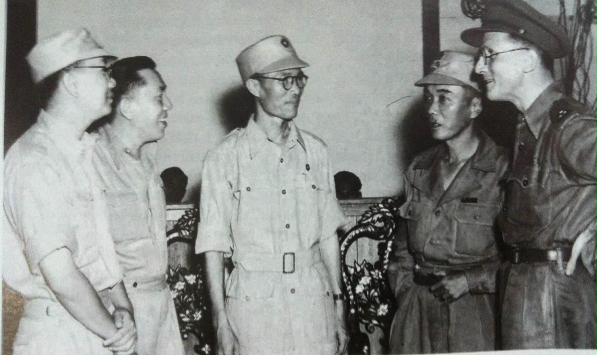 Riwayat Pembentukan Milisi Tionghoa Pao An Tui