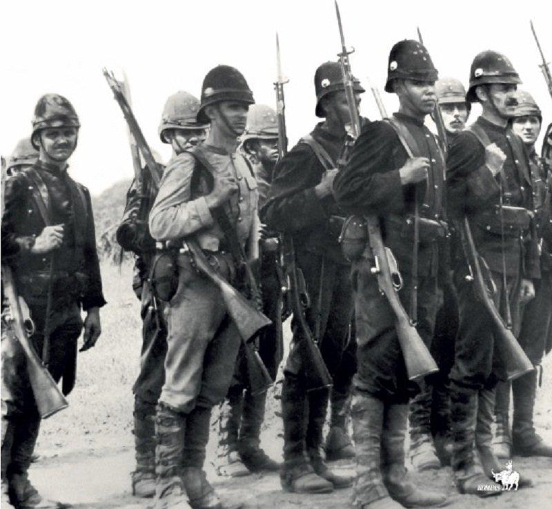 Demi Gaji Tinggi, Orang Prancis Jadi Tentara KNIL