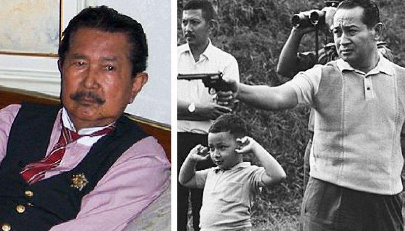 Perwira yang Nyaris Ditembak Soeharto