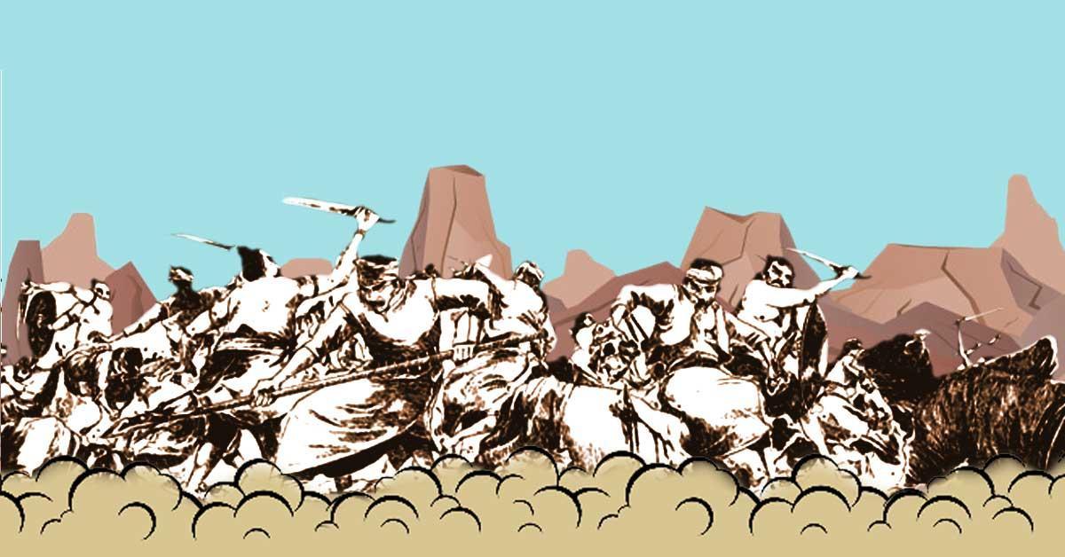 Ambisi Gajah Mada di Perang Bubat