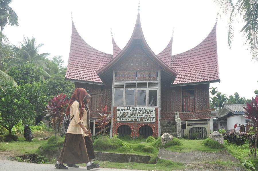 Bela Negara dari Belantara Minangkabau