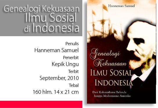 Dari Indolog ke Indonesianis