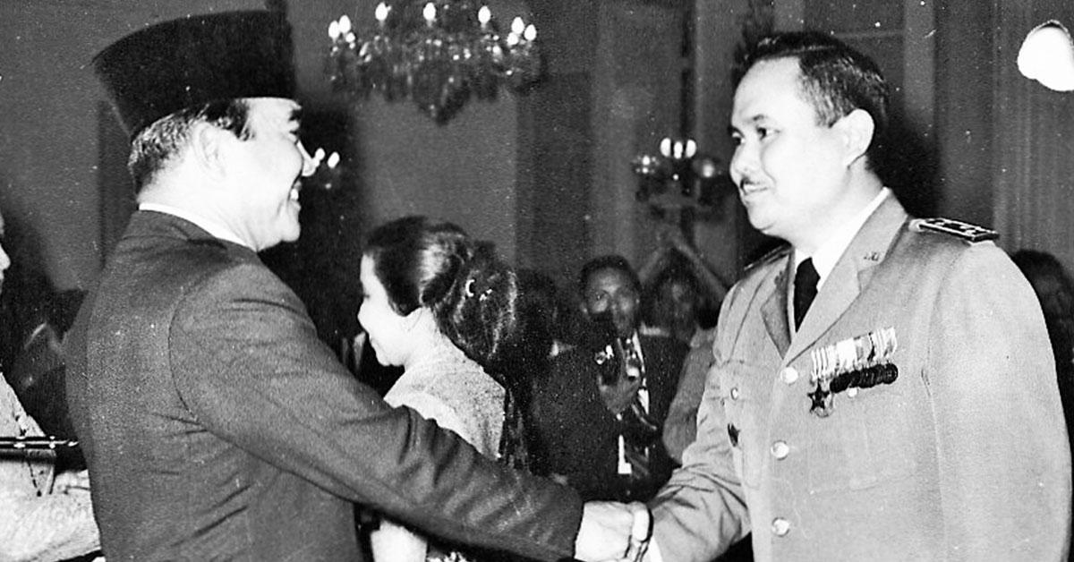 Moersjid, Jenderal Pemarah yang Disegani Sukarno
