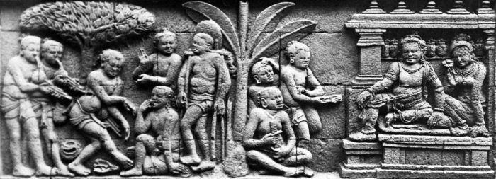 Hiburan Masyarakat Jawa Kuno