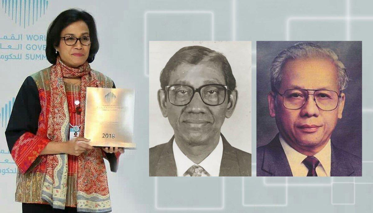 Tiga Menteri Keuangan Terbaik Indonesia di Dunia