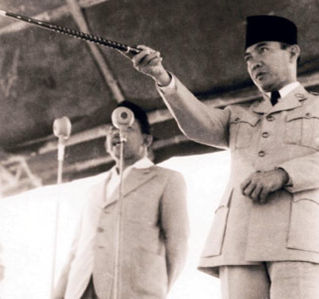 Sikap Soekarno Terhadap Utang Imf Historia