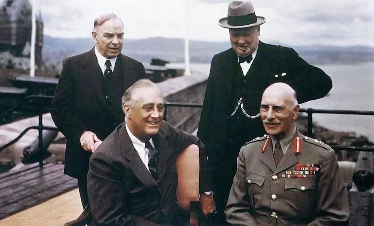 Operasi Culverin, Gagasan Churchill Menginvasi Sumatera