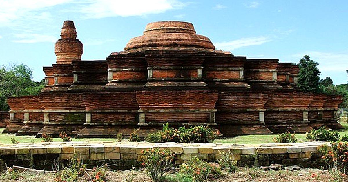 Bentuk Kerajaan Sriwijaya Berdasarkan Catatan I-Tsing