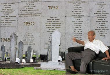 Membongkar Sejarah Makam Kalibata
