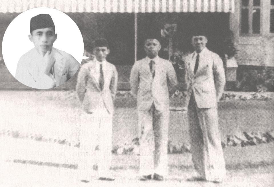 Samaun Bakri, Utusan dan Kepercayaan Sukarno