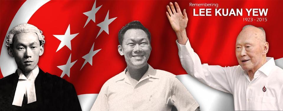 Chemistry Lee Kuan Yew Pada Soeharto