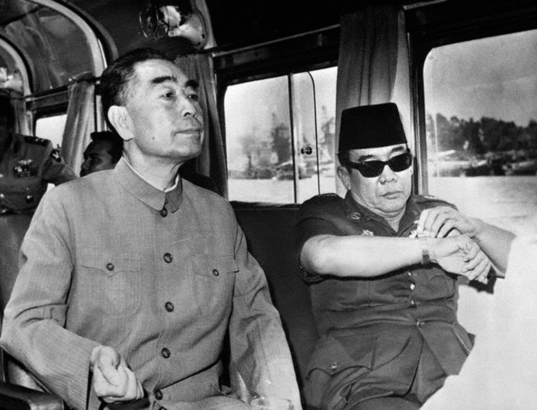 Sukarno dan Jamnya