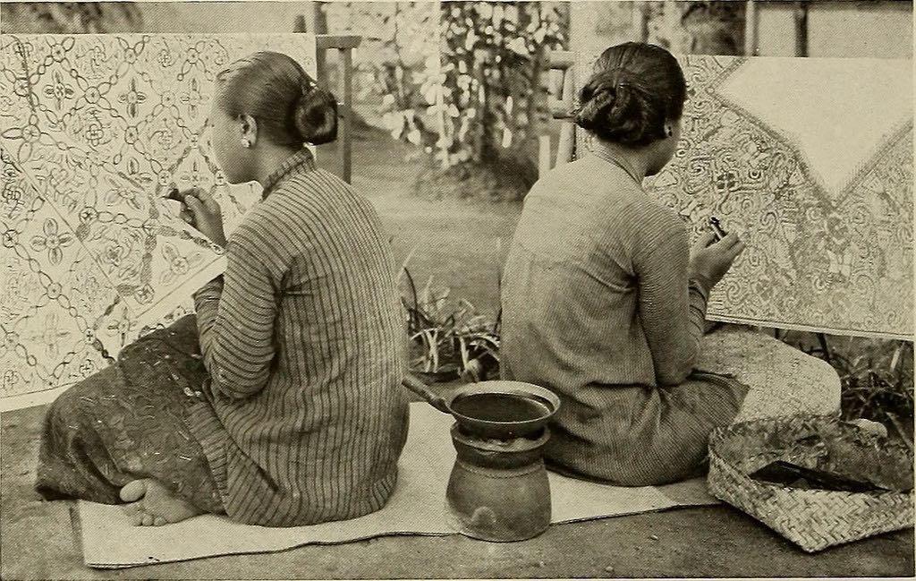 Seabad Dokumentasi Seni Kriya Indonesia